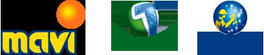 MAVI . EQUIPAMIENTOS PARA PISCINAS Logo